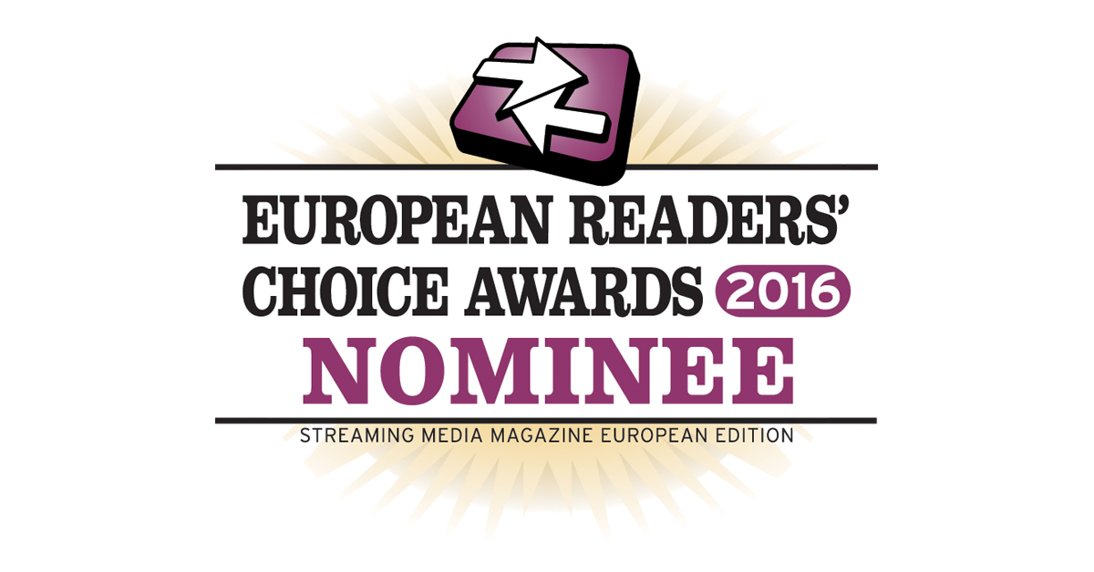 Cires21 en los European Readers' Choice Awards 2016