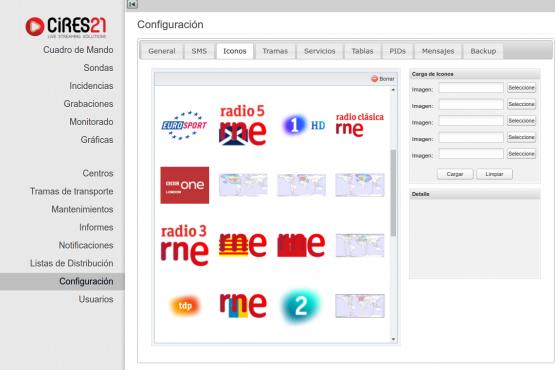 C21 Live SME para DVB